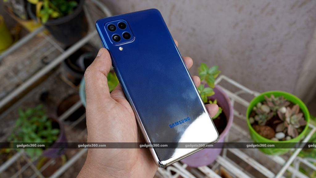 Samsung Galaxy F62 Gets Camera Improvements With First Update: Report