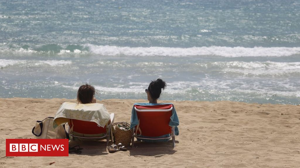 Spain's holiday islands shake off party image