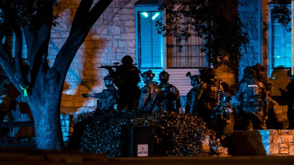 Texas pediatrician fatally shoots another doctor and himself during hostage situation in Austin, police say