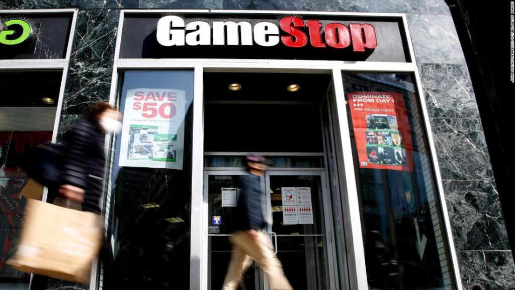 GameStop investor on why he's still holding on