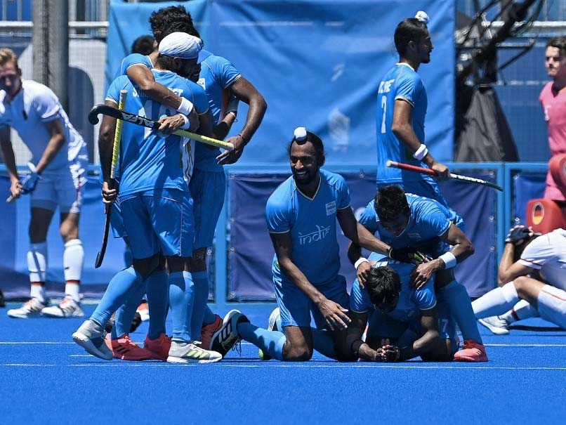 Tokyo Games: Indian Mens Hockey Team Beats Germany To Win Bronze, Ends 41-Year Wait For Olympic Medal