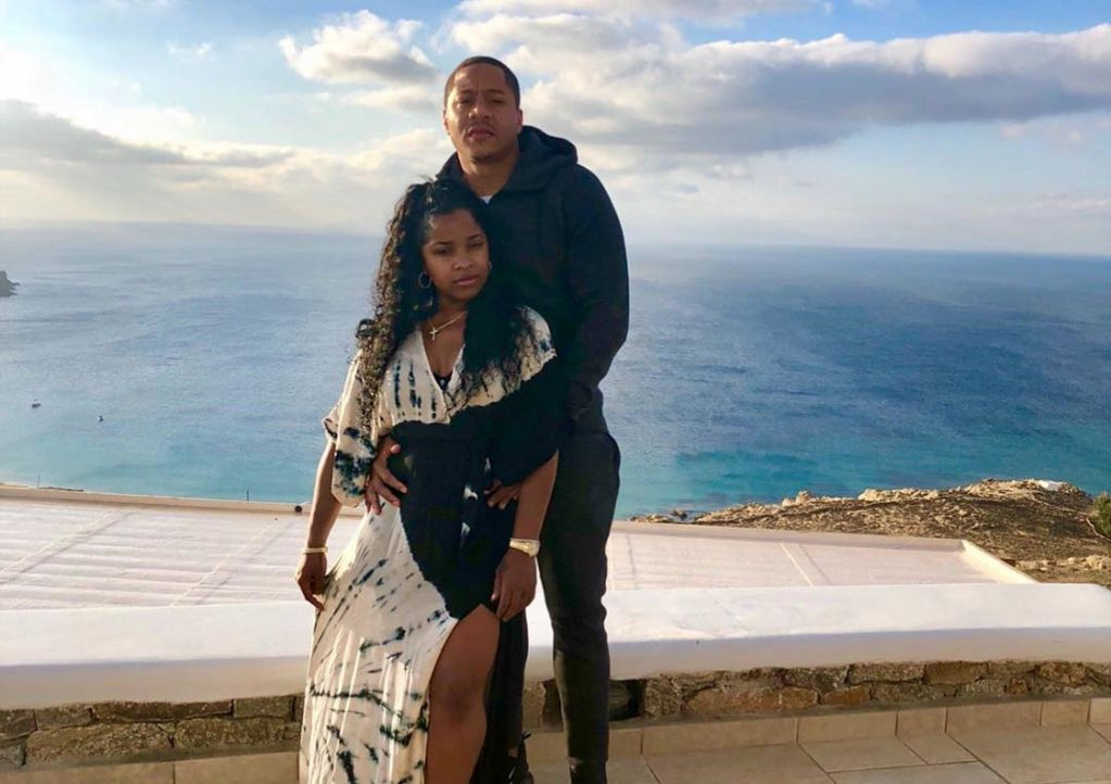 Toya Johnson Wishes Robert Rushing A Happy Father's Day