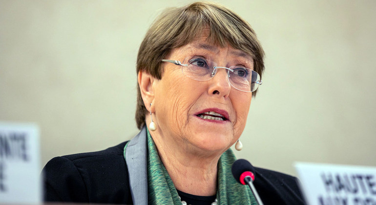 UN human rights chief warns of women's rights complacency