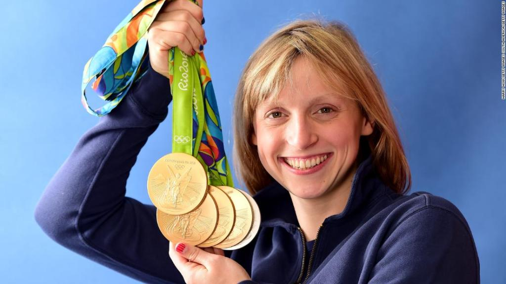US Olympic swimmer Katie Ledecky says postponing Olympics was 'certainly the right call'