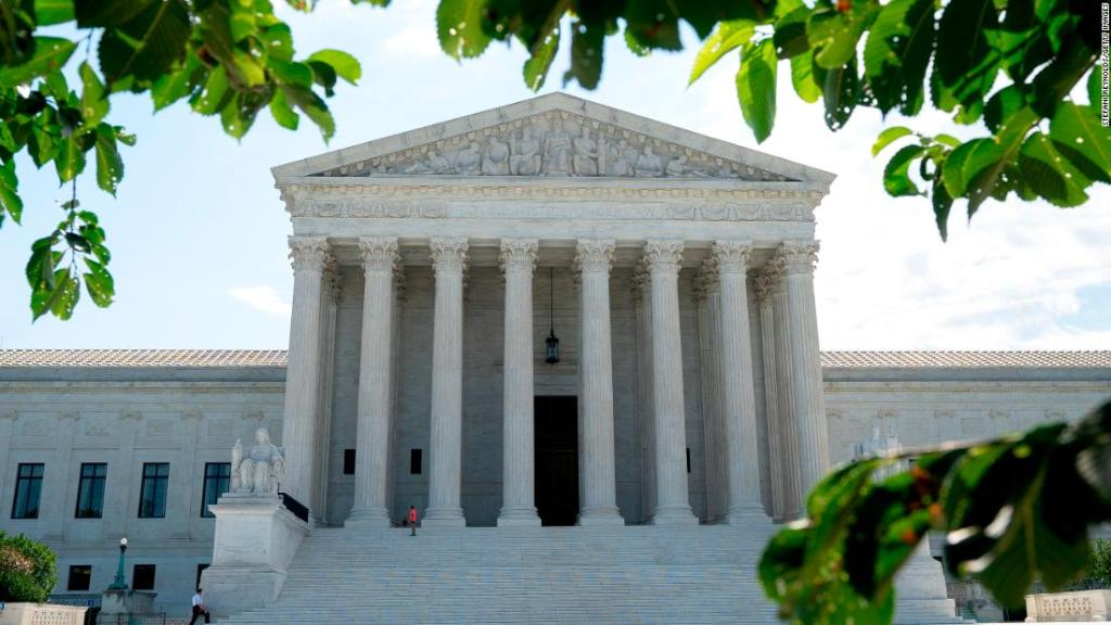Unprecedented Supreme Court term closes with mixed rulings for Trump