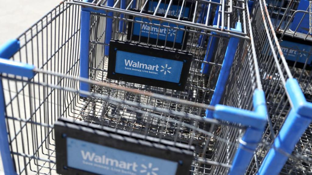 Walmart removes guns and ammo from shelves in some stores as protests rage
