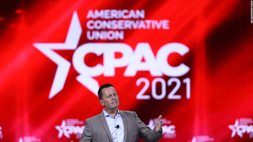 Weighing bid for California governor, Grenell to meet with Trump Saturday