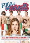 FUGA DI CERVELLI – il V anniversario della prima regia di Paolo Ruffini