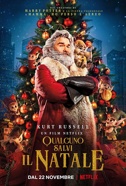 QUALCUNO SALVI IL NATALE – un valore aggiunto al classico format cinematografico della festività di fine anno