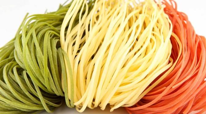 Coloring Pasta