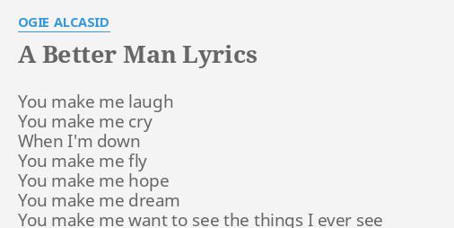 Make Me Laugh Baby Man
