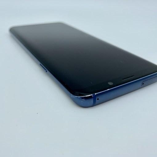 IMG 6489 Samsung Galaxy S9 Plus 64 GB Coral Blue - Dual Sim (Ricondizionato)