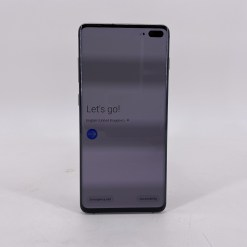 """samsung galaxy 10 128 gb plus black 6 4 super amoled ricondizionato 7438 45810 1 1 Samsung Galaxy S10+ (Plus) 128 GB Black 6.4"""" Super AMOLED (Ricondizionato)"""
