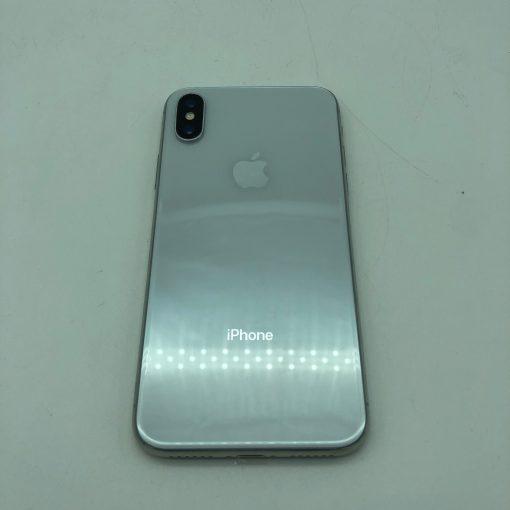 "IMG 1266 scaled Apple iPhone X 64 GB Argento 5.8"" Super Retina HD (Ricondizionato)"