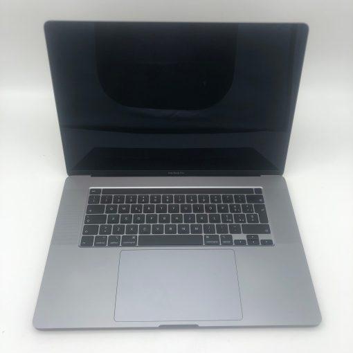 """IMG 1506 2 scaled Apple MacBook Pro 16"""" Retina TouchBar Grigio Siderale intel® Six-Core i7 2.6GHz 2019 (Ricondizionato)"""