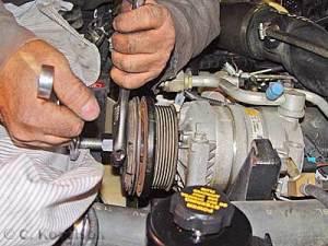 GM AC Compressor Clutch & Pulley Bearing Saga