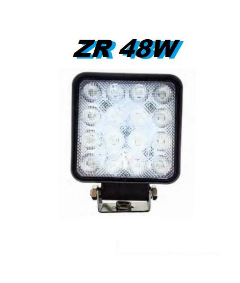 ZRM 48W Hoog Kwaliteit Werklamp flashpatterns Nederland
