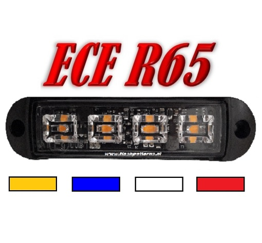 C4 COBRA LED Grill Light ECER65 Hoog Intensiteit leds