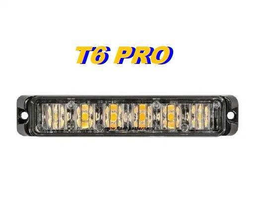 T6 Pro LED Flitser ECER65 ECER10 12/24V