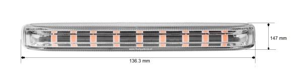 UCV secure signal led flitser ECER65 afm