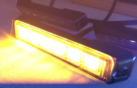 LT Pro T6 led flitser Amber