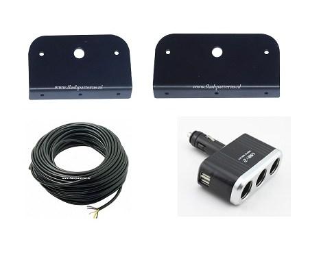 Montage Beugels,Kabels en Gadgets