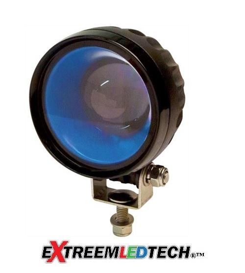 Heftruck LED Blauw Pijl - Blue Arrow - Veiligheids spot 9-80V
