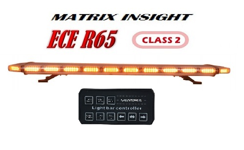 MATRIX INSIGHT 1440mm R65 CLASS2 R65 FLASHPATTERNS NL + controller