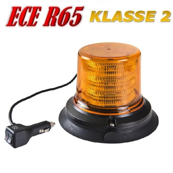 Hybride LED ZWAAILAMP ECE-R65 KLASSE 2 12/24V