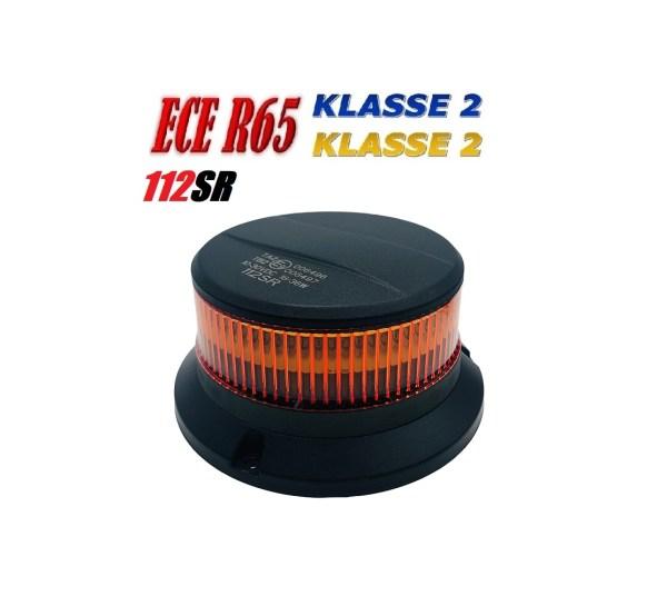 112SR bolt orange