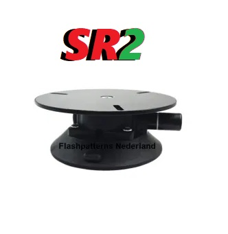 SR2 super zuignap voor bout montage
