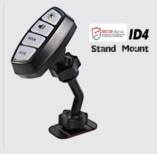ID4 motor cycle switch controller stand mount