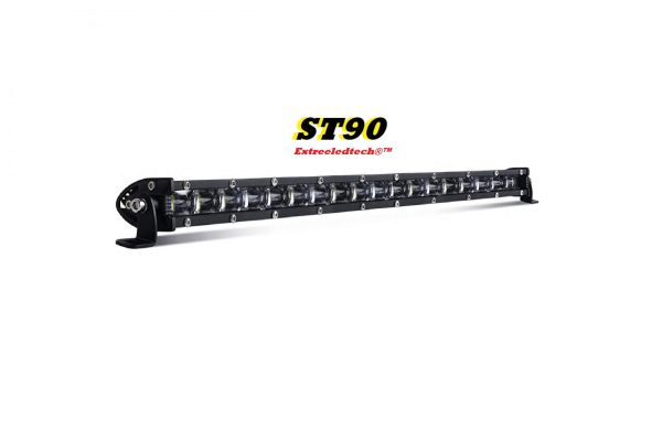 90 watt CREE Kenteken Led Verstraler/Breedstraler 10-32 Volt IP67