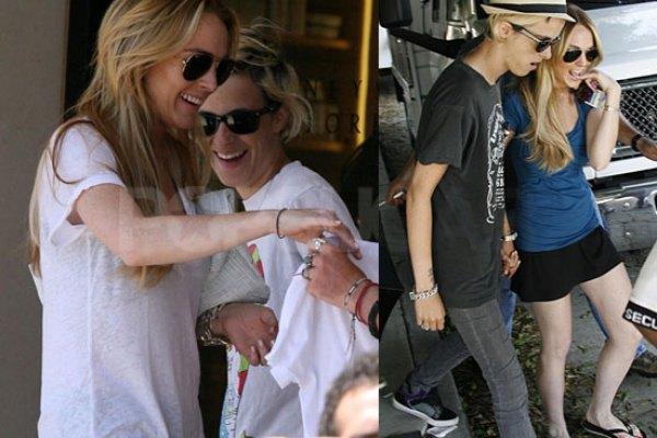 Lindsay Lohan buying Property in Dubai