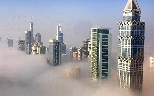 Dubai Skyscrapers Electricity Threat