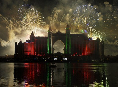 Atlantis Hotel Grand Opening