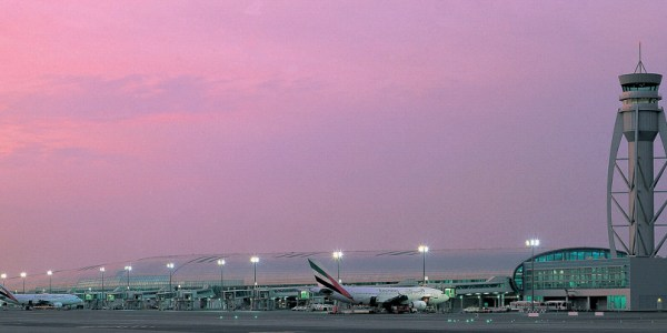 Dubai Airport - Worlds Busiest Airport