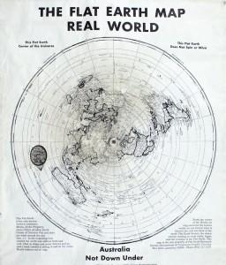 flat-earth-map