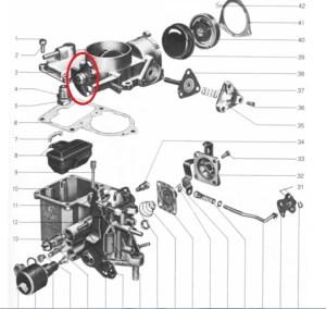 Cox 1970 1200  Problème de ralenti  Moteurs ORIGINE : Entretien et Réparation  Flat4ever