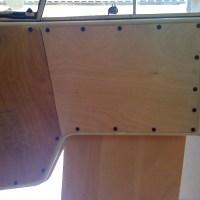 Panneaux de porte intérieurs Combi split