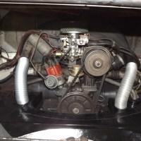 Camper VW - le moteur 1600cc AD