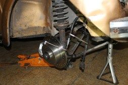 suspension 1303 avant droite