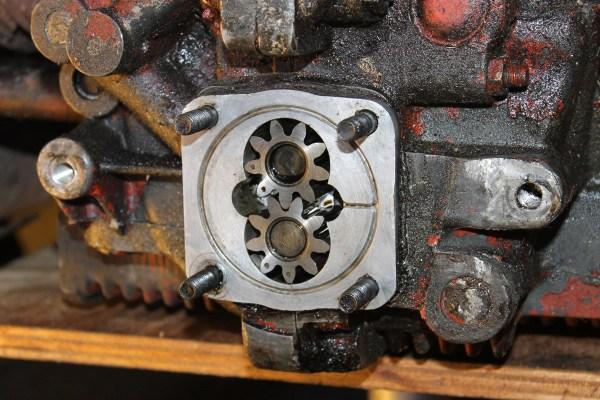 pompe-huile-nettoyee-percage-taraudage
