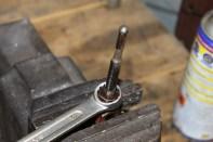 ecrou de 15 mm tige maitre cylindre