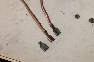 recuperation vieux faisceau electrique