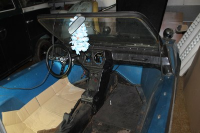 tableau de bord buggy