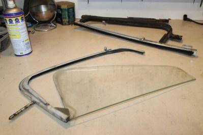 vitre déflecteur combi T2