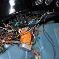 Vw combi T2a restauré sauf le circuit électrique