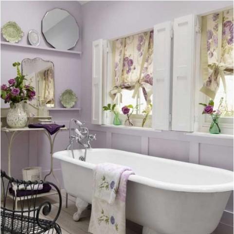 bagno stile provenzale