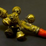 photo of John Constable's baby rattle